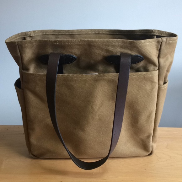 04008c5da43 Filson Rugged Twill Tote Bag